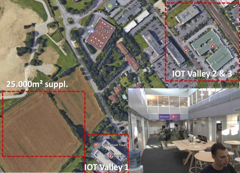 IOT-Valley-Site-Description