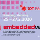 IOT Factory @ Embedded World 2020