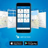 Nieuw! Android – IOS mobiele applicatie voor ons IOT-softwareplatform