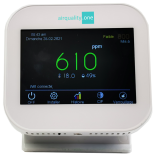 New: WIFI sensor for measuring indoor air quality